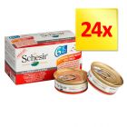 Pack Ahorro: Schesir Small Natural 24 x 50 g