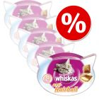 Pack Ahorro: Whiskas snacks