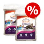 Pack Ahorro: 2 x 15 kg arena aglomerante Extreme Classic