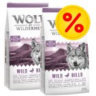 Pack ahorro: 2 x 12 kg Wolf of Wilderness