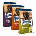 Pack de prueba: Happy Dog Supreme Sensible 3 x 4 kg