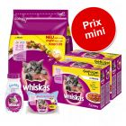 Pack gourmand kitten : Whiskas Junior