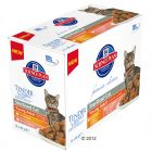 Pack Hill's Feline Young Adult Sterilised Cat 12 x 85 g
