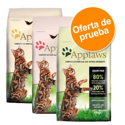 Pack mixto Applaws Adult pienso para gatos