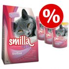 Pack mixto Smilla Sterilised: pienso + comida húmeda