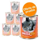 Pack mixto: Smilla Tiernos Trocitos 6 x 800 g