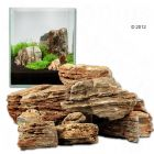Pale Pagoda Rock, Canyon-style - Aquarium Decoration