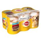 Pedigree Adult Cans in Gravy with Marrowbone