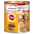 Pedigree Adult Plus, Markknochen - Rind