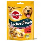Pedigree Tasty Bites snacks de ternera para perros