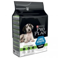 pro plan large athletic puppy optistart croquettes pour chien zooplus. Black Bedroom Furniture Sets. Home Design Ideas