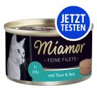 Probierpaket Miamor Feine Filets in Jelly