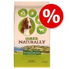 Probierpreis: IAMS Naturally Dog Adult