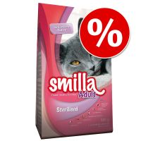 Probierpreis: Smilla Adult Sterilised 300 g