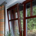 Protezione finestra a ribalta