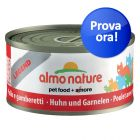 Provalo! Set assortiti Almo Nature Legend 6 x 70 g