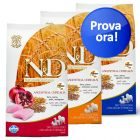 Provalo! 3 x 2,5 kg Farmina N&D Low Grain Adult Mini
