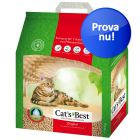 Provpack: 5 l Cat's Best Öko Plus / Original kattströ