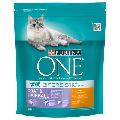 Purina ONE Coat & Hairball