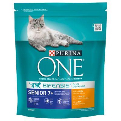 Reviews For Purina One Senior Dog Food