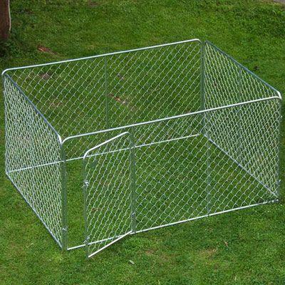 Mettere in sicurezza la casa per il cucciolo - Recinto mobile per cani ...