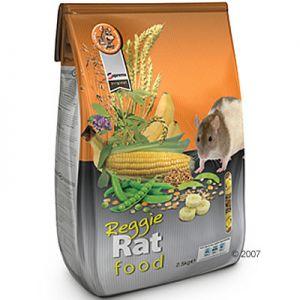 REggie Rat Food