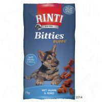 Rinti Extra Puppy Bitties Chicken & Beef