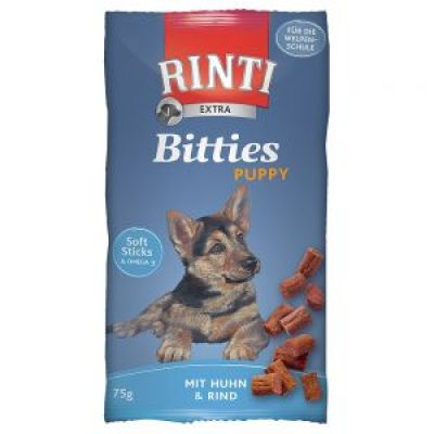 Rinti Extra Puppy Bitties Pollo & Manzo
