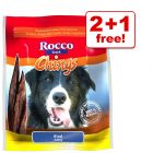 Rocco Chings, 2 + 1 Free!