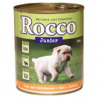 Rocco Junior 6 x 800g