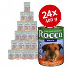 Rocco Menu Value Pack 24 x 400 g
