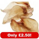Rocco Natural Dried Cows' Ears - Only £2.50!*