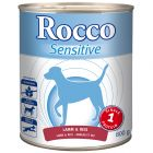 Rocco Sensitive, Lamm & Reis