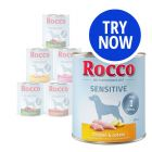 Rocco Sensitive Mixed Trial Pack 6 x 800g