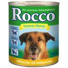 Rocco Sommer-Menue 6 x 800 g (Sonderedition)