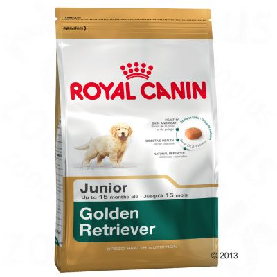 Royal Canin Breed Hondenvoer - Golden Retriever Junior