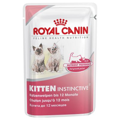 Royal Canin Kitten Instinctive in Salsa