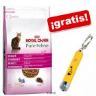 Royal Canin Pure Feline 3 kg + puntero LED ¡gratis!