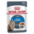 Royal Canin Ultra Light in saus