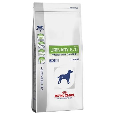 Royal Canin Urinary S/O Moderate Calorie UMC 20 - Veterinary Diet pour chien