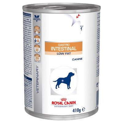 Royal Canin Veterinary Diet Gastro Intestinal Low Fat pour chien