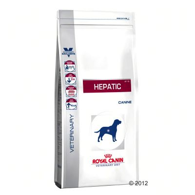 Royal Canin Veterinary Diet - Hepatic HF16 Hondenvoer