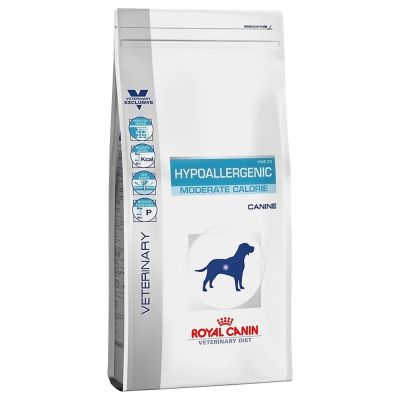 Royal Canin Veterinary Diet Hypoallergenic Moderate Calorie HME 23 pour chien