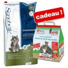 Sanabelle 10 kg + 5 L Cat's Best Öko Plus offerts !