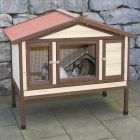 4 Seasons Deluxe Small Pet Hutch