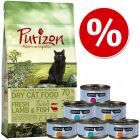 Set prova misto: 400 g Purizon & 6 x 70 g Cosma Nature