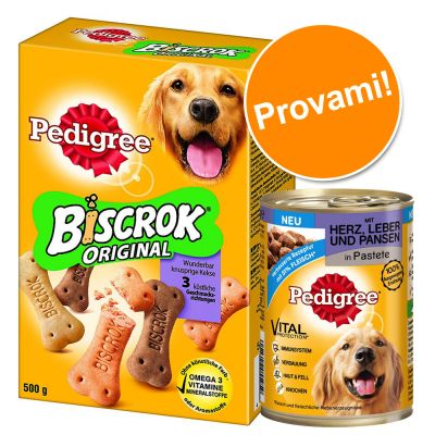 Set prova misto! Pedigree
