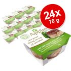 Set Risparmio! Applaws Cat Layer 24 x 70 g