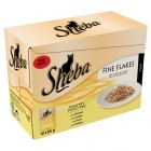 Sheba Fine Flakes Pouches Multipack 12 x 85g