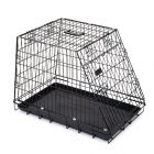 Sloping Dog Transport Kennel